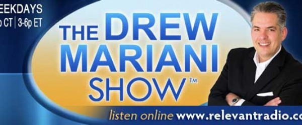 Drew Mariani Show Interview – April 19, 2016