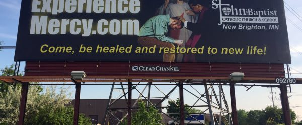 Blessing of the Billboard